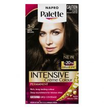 Napro Palette Permanent Hair Colour 3.0 Dark Brown