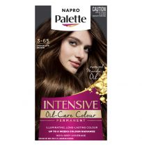Napro Palette Permanent Hair Colour 3.65 Chocolate Brown
