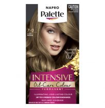 Napro Palette Permanent Hair Colour 7.0 Light Brown