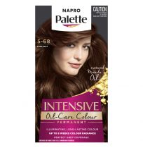 Napro Palette Permanent Hair Colour 5.68 Chestnut