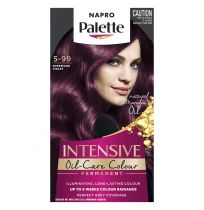 Napro Palette Permanent Hair Colour 5.99 Rosewood Violet