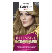 Napro Palette Permanent Hair Colour 8.0 Medium Blonde