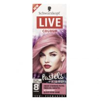 Schwarzkopf Live Colour Pastels Cotton Candy Pink