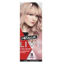 Schwarzkopf Live Colour Metallic Rose Gold