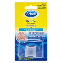 Scholl Gel Toe Spreader Cushioning Protection 1 Piece