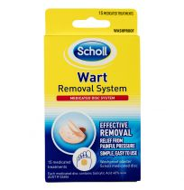 Scholl Wart Removal System 15 Pack