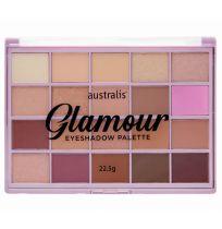 Australis Eye Shadow Palette Glamour 22.5g