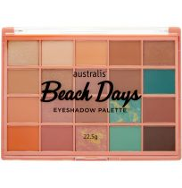 Australis Eye Shadow Palette Beach Days 22.5g