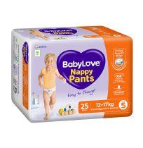 BabyLove Nappy Pants Walker 25 Pack