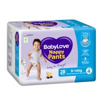 BabyLove Nappy Pants Toddler 28 Pack