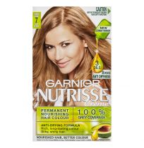 Garnier Nutrisse Hair Colour 7.0 Almond Creme Dark Blonde