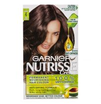 Garnier Nutrisse Hair Colour 4.0 Tamarind Dark Brown