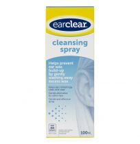 Ear Clear Cleansing Spray 100ml