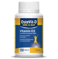 Ostevit D Vitamin D3 250 Tablets