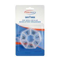 Surgipack Safe-T-Dose 1 Week Circular Medication Organiser
