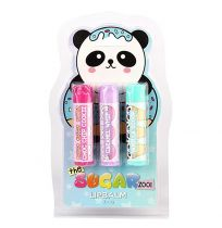 Sugar Zoo 3 Pack Lip Balm Gift Set