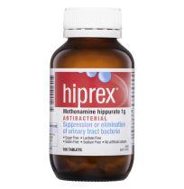 Hiprex Antibacterial 100 Tablets