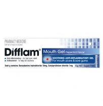 Difflam Anti-Inflammatory Mouth Gel 10g