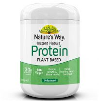 Nature's Way Natural Protein Powder Natural 375g