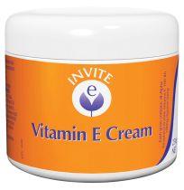 Invite Vitamin E Cream Jar 250g