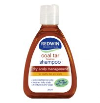 Redwin Shampoo Coal Tar Extra Soothing 250ml