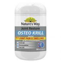 Nature's Way Joint Restore Osteo Krill 50 Capsules