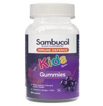 Sambucol Kids Immunity Gummies 50 Gummies
