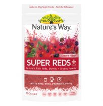 Nature's Way Super Foods Greens + Wild Reds 100g