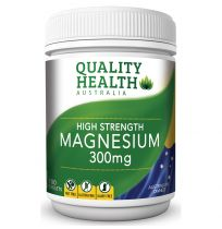 Quality Health High Strength Magnesium 100 Tablets