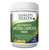 Quality Health High Strength Garcinia Cambogia 100 Tablets