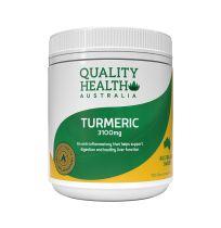 Quality Health Turmeric 3100mg 100 Tablets