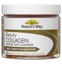 Nature's Way Beauty Collagen Mature Skin Gummies 40 Pack