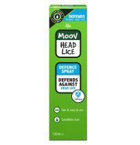 Ego Moov Head Lice Defence Spray 120ml