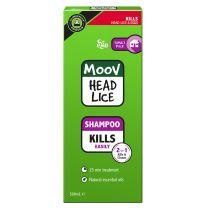 Ego Moov Head Lice Shampoo 500ml