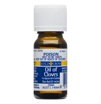 Gold Cross Oil Of Cloves 10ml