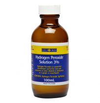 Gold Cross Hydrogen Peroxide Solution 3% 100ml