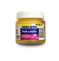 Gold Cross Anhydrous Lanolin 50g