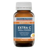 Ethical Nutrients ImmuZorb Extra C Powder 100g