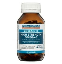 Ethical Nutrients OmegaZorb High Strength Fish Oil 60 Capsules