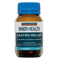 Ethical Nutrients Gastro Relief 30 Capsules (Fridge Item)