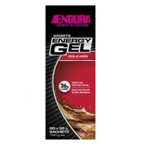 Endura Sports Energy Gel Cola 35G