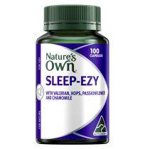 Nature's Own Sleep Ezy 100 Capsules
