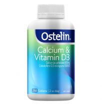 Ostelin Vitamin D & Calcium 250 Tablets