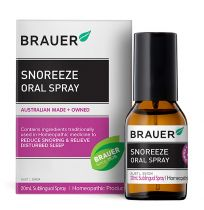 Brauer Snore Eze Oral Spray 20ml