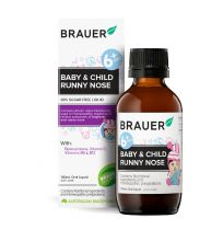 Brauer Baby & Child Runny Nose Oral Liquid 100ml
