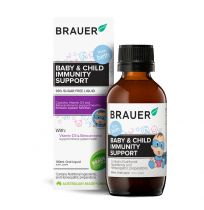 Brauer Baby & Child Immunity Oral Liquid 100ml