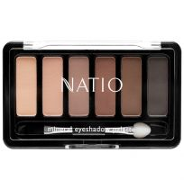 Natio Mineral Eyeshadow Palette Nudes