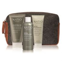 Natio For Men Smooth Gift Pack