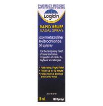 Logicin Metered Dose Nasal Spray 18ml