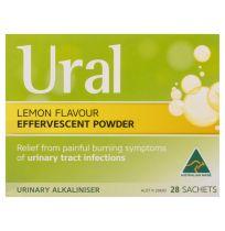 Ural Effervescent Powder 28 Sachets